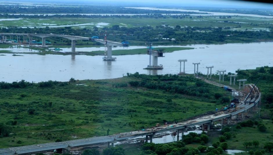 Desde 2010 se han construido y repotenciado 436 puentes en Colombia