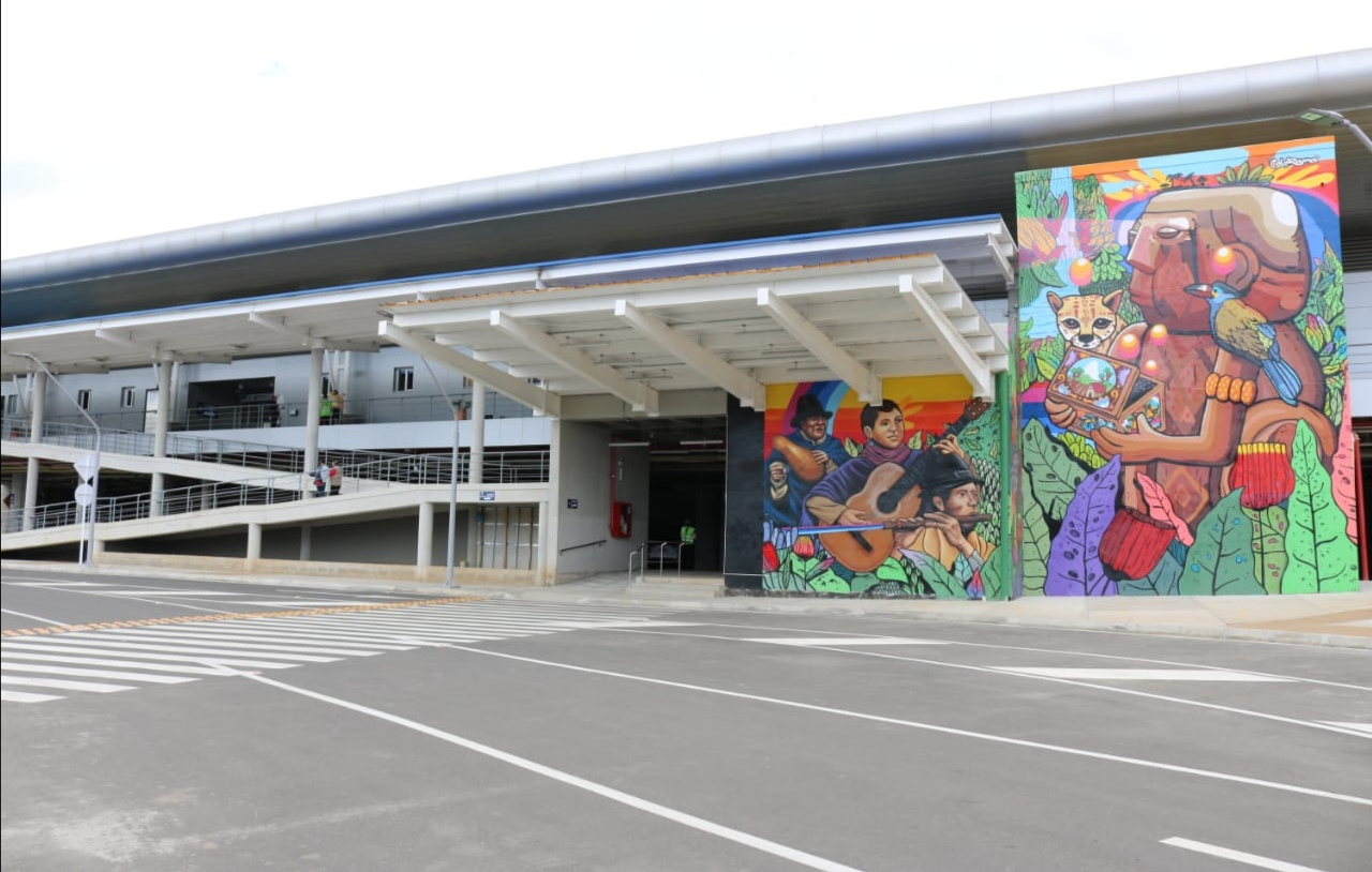 Aeropuerto Antonio Nariño