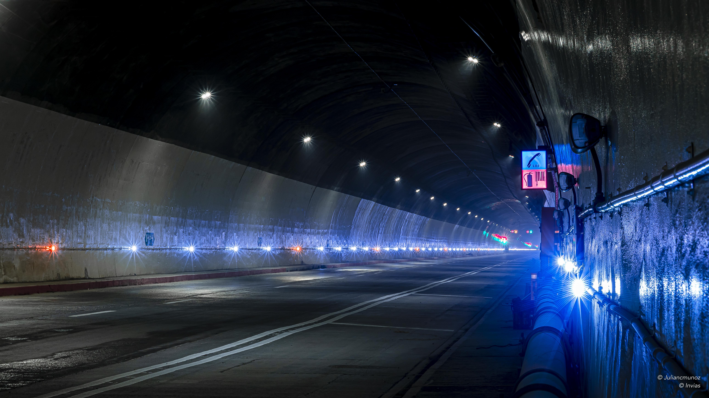 Tunel de la línea