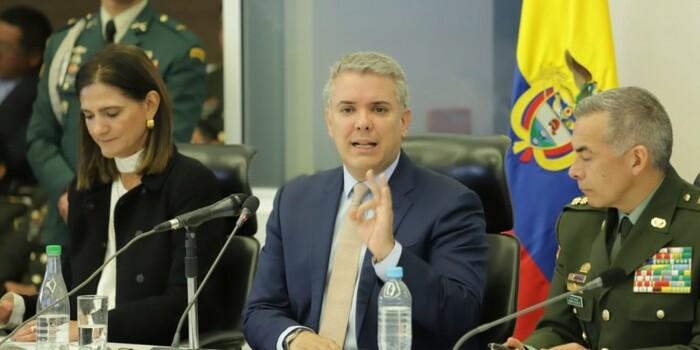 Presidente Duque firma decreto que extiende hasta junio de 2020 la ...