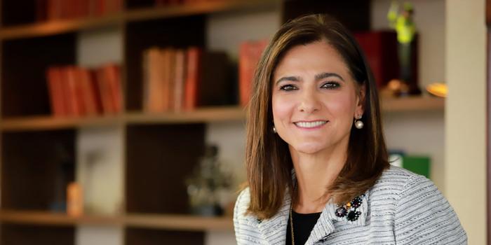 Ministra Ángela María Orozco Gómez, una de las 53 mujeres más ...