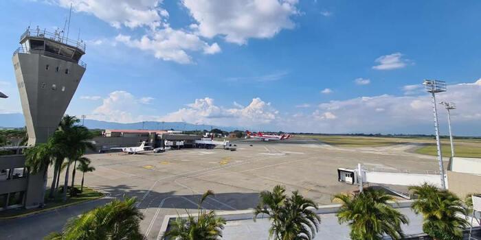 Se estiman inversiones por $7.470 millones para actividades de mantenimiento en el Aeropuerto Alfonso Bonilla Aragón de Cali