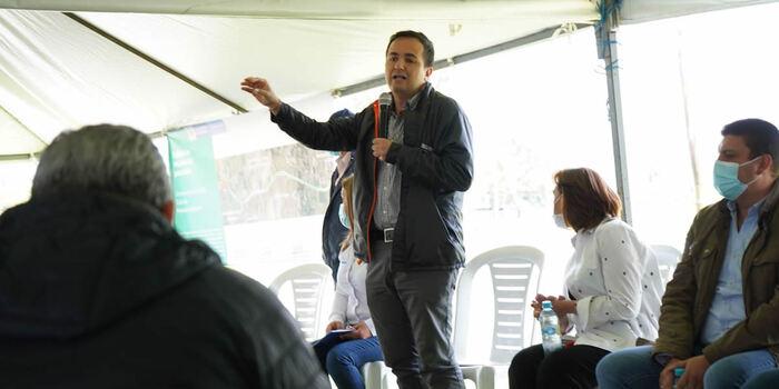 INVÍAS inicia hoy la construcción de la doble calzada Zipaquirá - Ubaté - Chiquinquirá