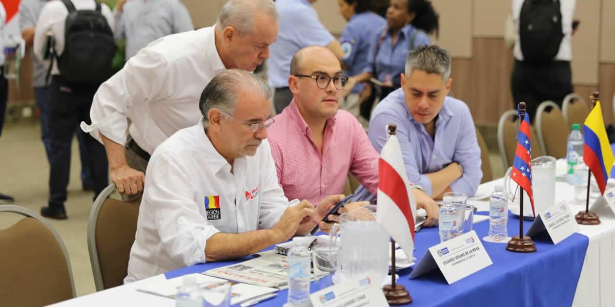 2 Doble calzada vía Ciénaga – Barranquilla es de vital importancia para el país