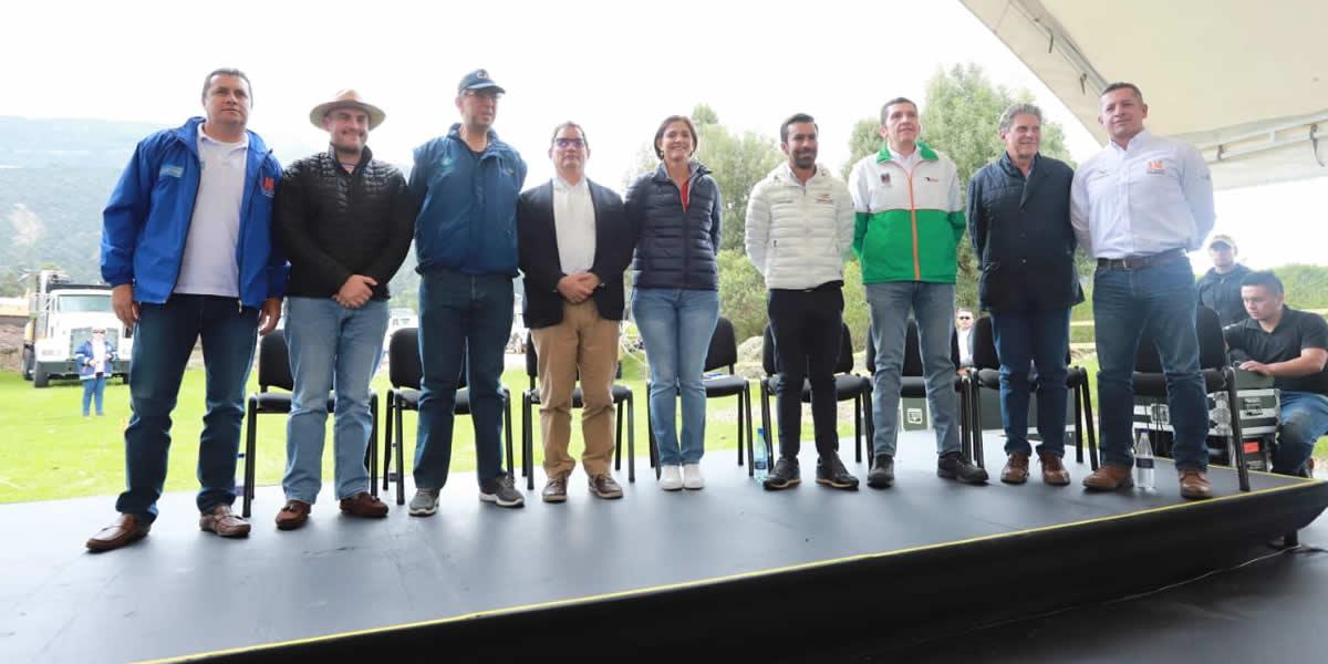 2 Gobierno Nacional inicia la construcción de la Variante de Chía, que mejorará el acceso vial al norte Bogotá