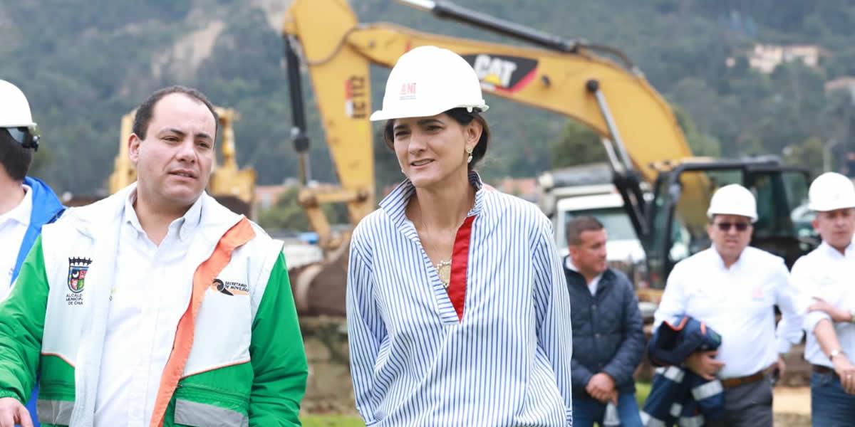 3 Gobierno Nacional inicia la construcción de la Variante de Chía, que mejorará el acceso vial al norte Bogotá