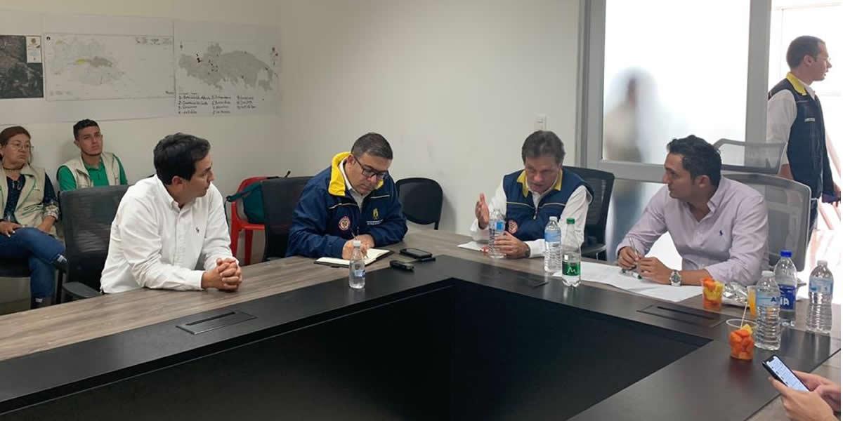 INVÍAS adoptó medidas para recuperar la Variante La Romelia – El Pollo, en Pereira
