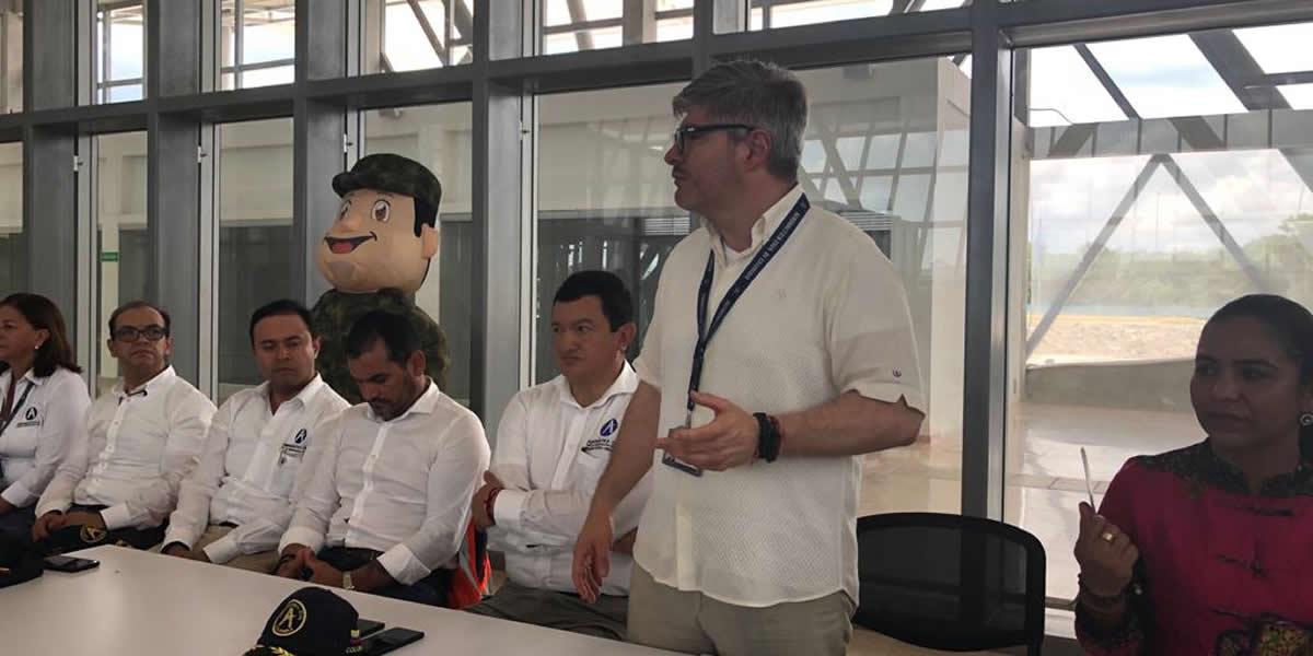 2Inició la operación temprana en el Aeropuerto Internacional Alfredo Vásquez Cobo de Leticia