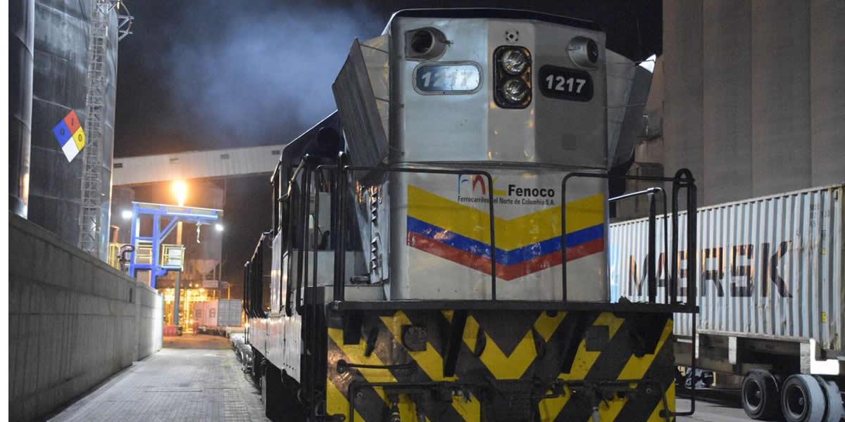 2Inició la operación comercial del tren semanal entre La Dorada – Santa Marta - La Dorada
