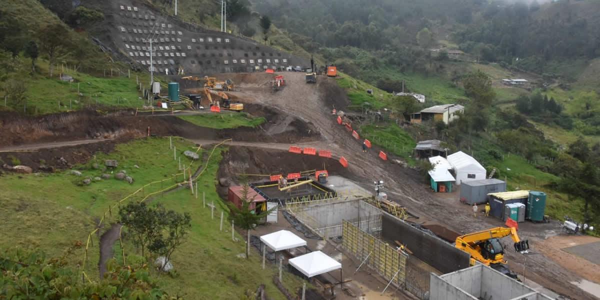 Autopista Pamplona - Cúcuta logró crédito puente por 90 millones de dólares para la ejecución de sus obras