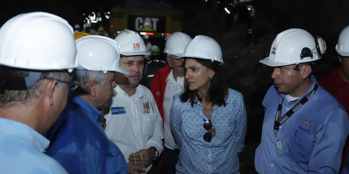 Túnel de La Quiebra, en Antioquia, encuentra la luz tras culminar fase de excavación