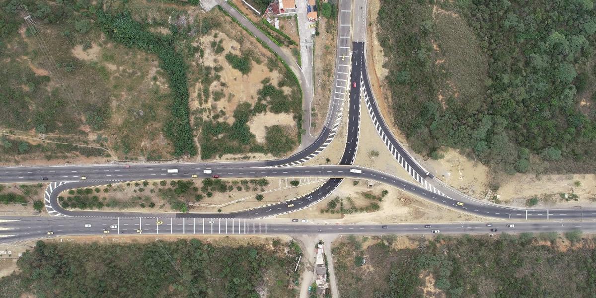 Gobierno entrega intersección que mejora tránsito por Avenida Internacional en Cúcuta