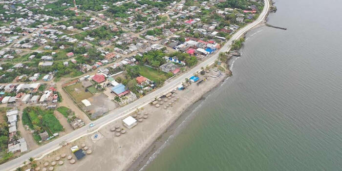 Gobierno Nacional pone al servicio primera etapa del Malecón de Turbo, Antioquia